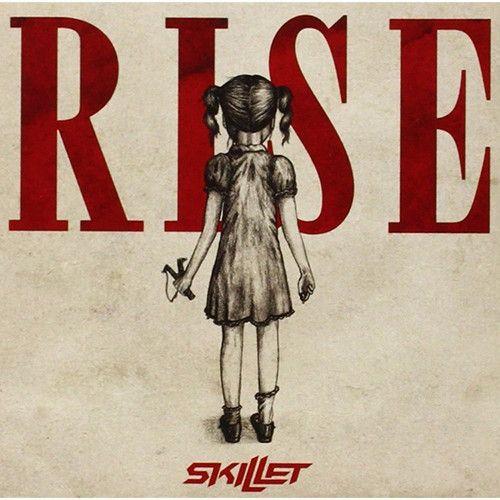Skillet Rise on LP Unwilling to stand pat or rest on their laurels, Skillet - lead vocalist/bassist John Cooper, guitarist/keyboardist Korey Cooper (John's wife), drummer/duet partner Jen Ledger and l