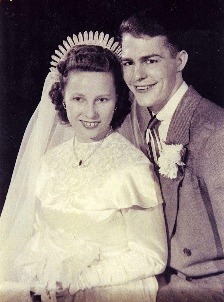 962 besten Vintage Wedding Dresses Bilder auf Pinterest ...