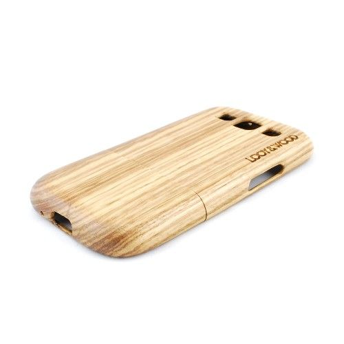 Functioneel en good looking? Ons houten telefoonhoesje Wapusk voldoet aan beide eisen! Door de perfecte pasvorm zorgt hij voor een goede bescherming van jouw Galaxy S3. Het hoogwaardige Zebra hout geeft jouw telefoon daarnaast een hele luxe uitstraling. Win win situatie toch?  http://www.looyenwood.nl/product/houten-telefoonhoesje-wapusk/