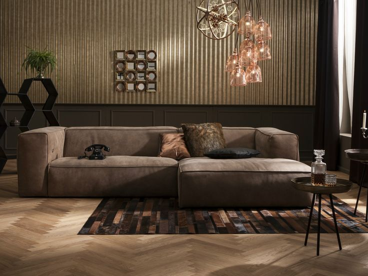 MOCCA Sofa by KARE-DESIGN sofy Pinterest Leather sofas - kare design wohnzimmer