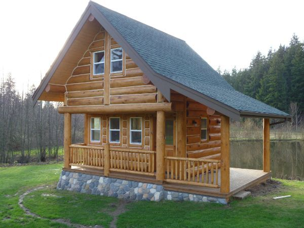 Log Cabin Home Gallery