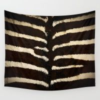 Zebra Wall Tapestry
