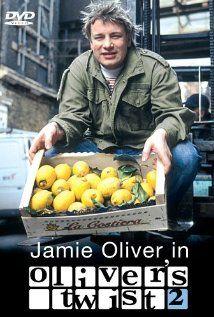 Olivers Twist (TV Series) Chef Jamie Oliver.
