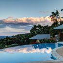 Ruffles Lodge - Sparkling Swimming Pool - Gold Coast Hinterland Accommodation