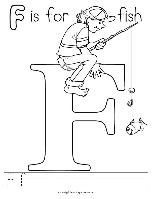 f sound coloring pages - photo#6