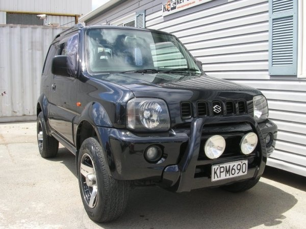 2003 SUZUKI JIMNY - Cars - Vehicles