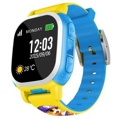 Tencent QQ Watch Children GPS Smartwatch Phone-119.00 and Free Shipping| GearBest.com