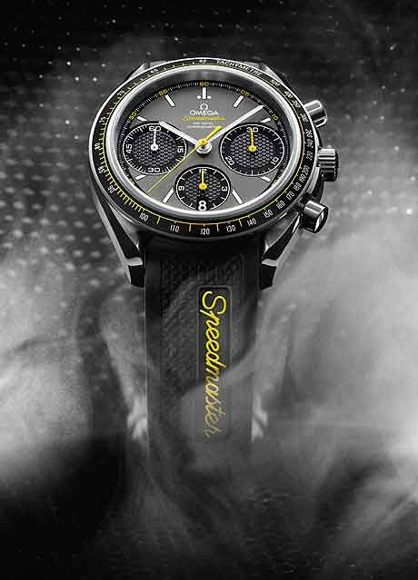 The @omegawatches Speedmaster Racing. #omega #watchtime #watchgeek