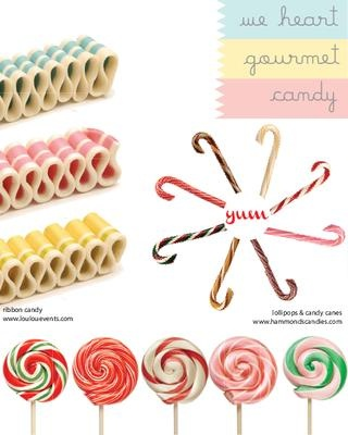 Gourmet Candy