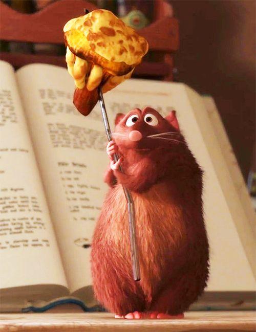 Ratatouille #disney #pixar #ratatouille