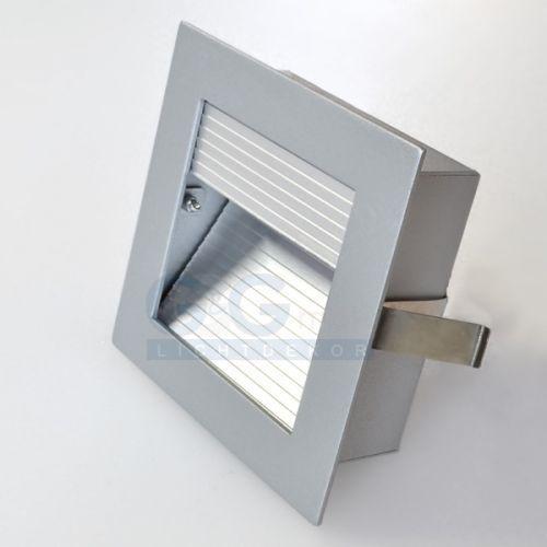 1W-Wandleuchte-Einbau-Strahler-Treppe-Leuchte-Spot-Stufenbeleuchtung-warmweiss-1