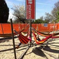 Public Design Festival: sleeping on the outside with Esterni #iloveideas #esterni