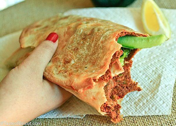Armenian meat pies