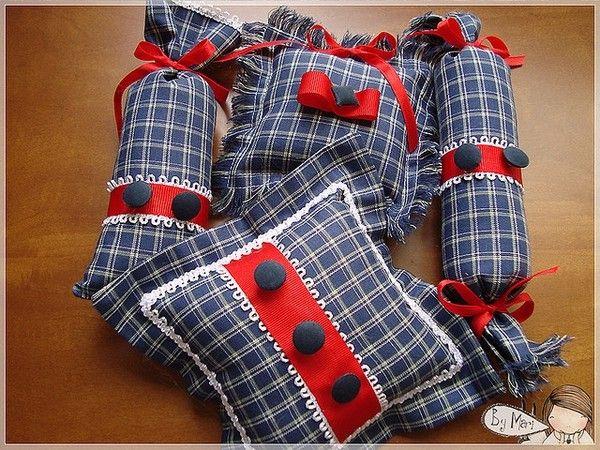 Бесподобные ароматические подушечки от Mari.