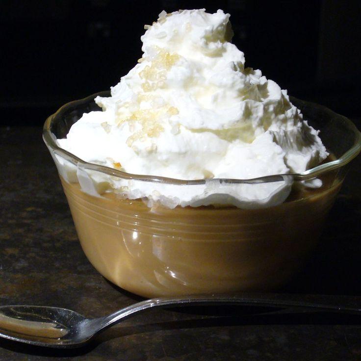 Butterscotch Budino recipe on Food52