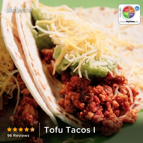 Tofu tacos, Tofu and Tacos on Pinterest