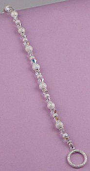 IDEA: Diamond Stardust Bracelet (eebeads.com)
