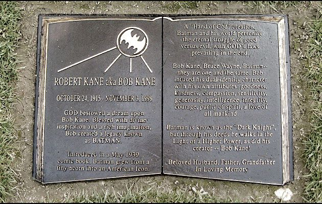 So awesome. I want a headstone like this!