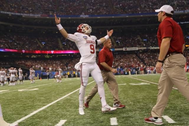 "Football - News - Oklahoma Sooners - a really, really good ""KNIGHT"""