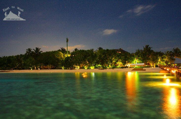 Maldives in the night #maldives #night #easttowestadventures # travel blogger #blogger #travel #photography #photographer #ireland #Jordan To know more about our trip to the Maldives check the blog لمعرفة المزيد عن رحلتنا إلى جزر المالديف يمكنك قراءة المدونة على الرابط http://www.easttowestadventures.com/en/