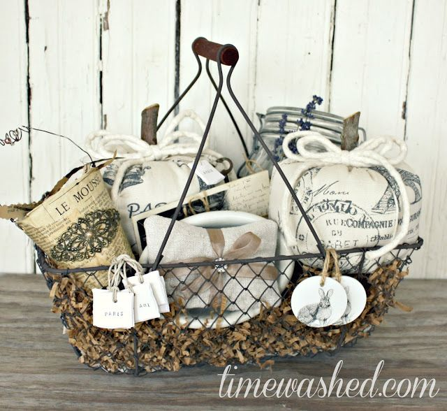17 best images about ideas on pinterest fonts cookie - Decorating ideas for baskets ...