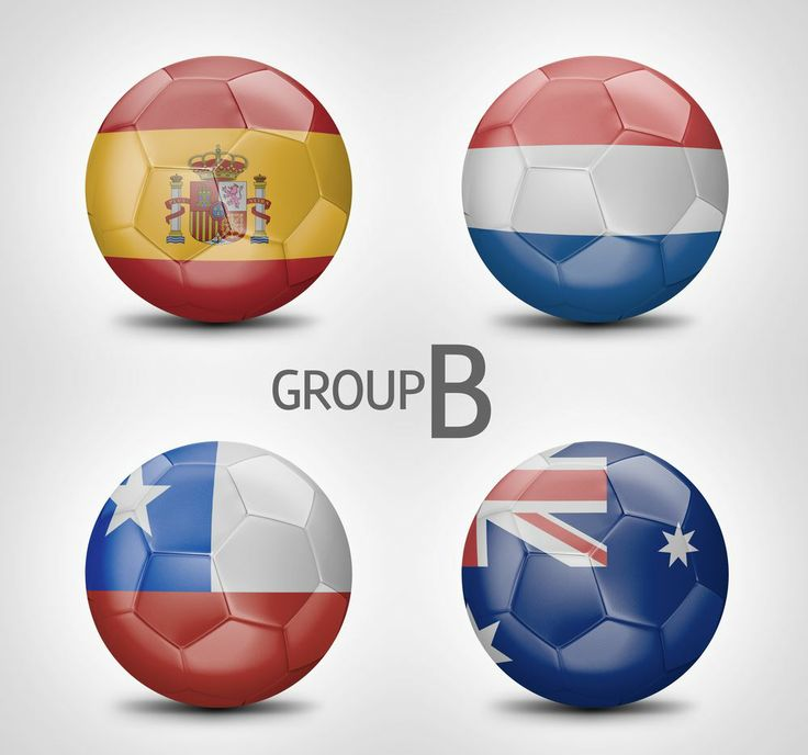 Group B has the Socceroos matched against some of the world's best footballing nations. Can we surprise everyone and pull off an upset? We'd like to think so! #gosocceroos #fifaworldcup #brazil2014
