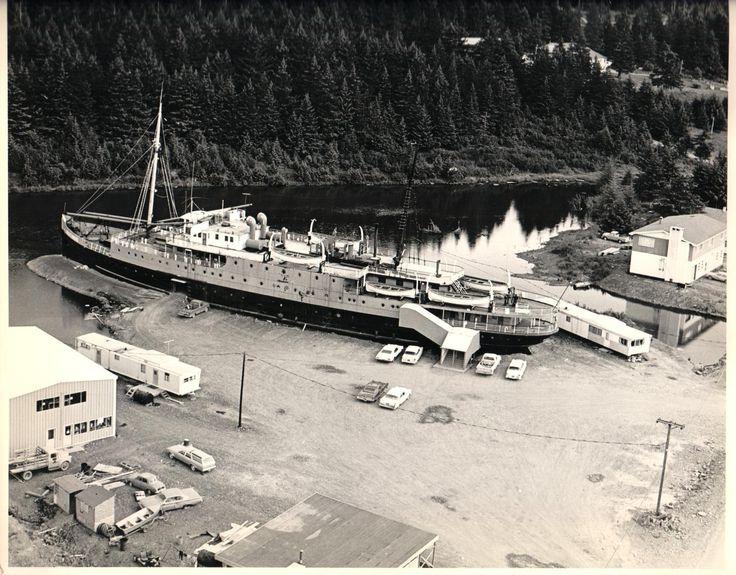 Final life - Beachcombers Bar and Hotel Kodiak, post 1964