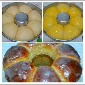 Essa receita foi enviada pela minha amiga Sônia Aquino. Veja como é fácil de fazer! Ingredientes: 1 pacote fermento seco 1 e 1/2 xícara ...