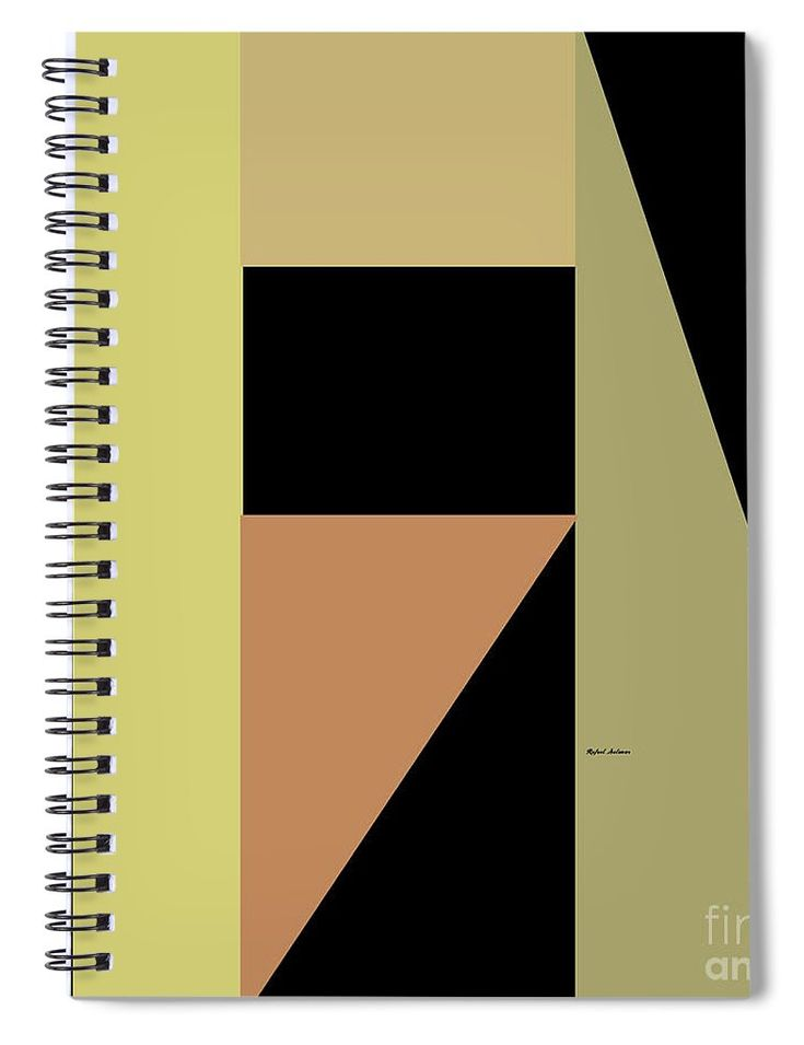 Space And Joy Spiral Notebook for Sale by Rafael Salazar
