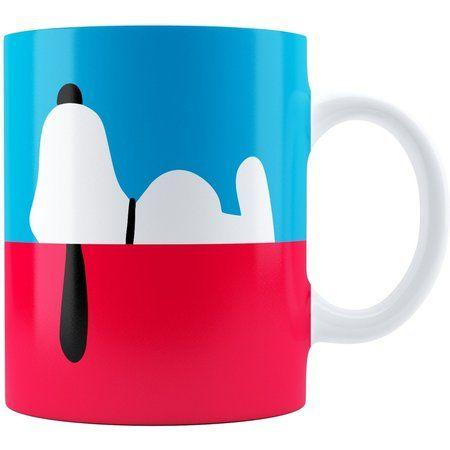 Caneca Personalizada Snoopy Minimalista                                                                                                                                                                                 Mais