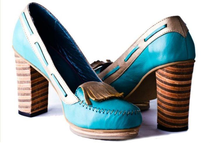 Tacones, calzado, cuero, zapatos, belleza, Caduto, Camomille, tienda en Linea.