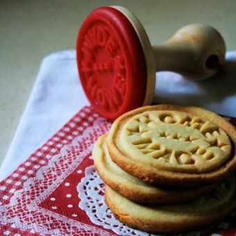 Außergewöhnlich Suck UK Stempel Home Made Cookie Stamper