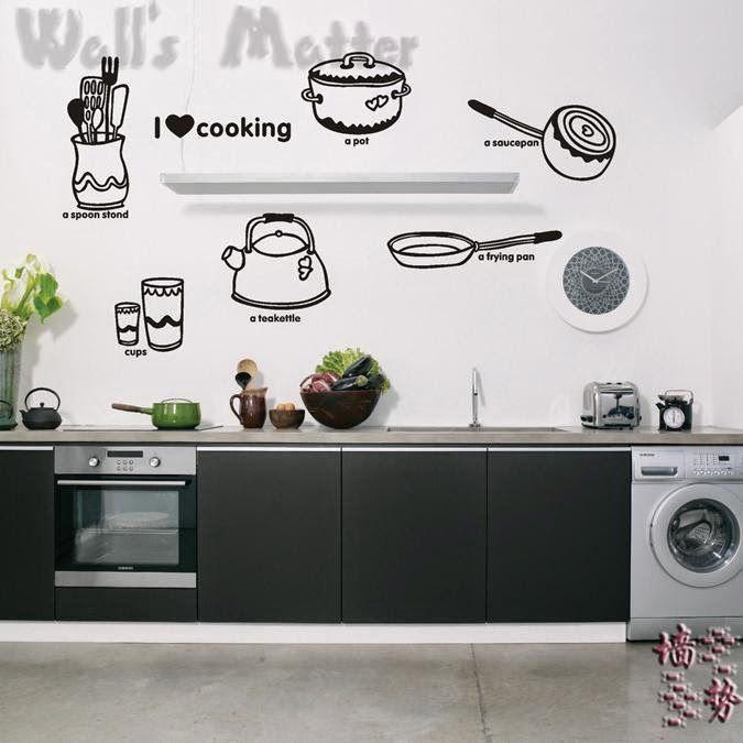 26 best cocina images on Pinterest Tiles, Beautiful and Business - wanddeko für küche