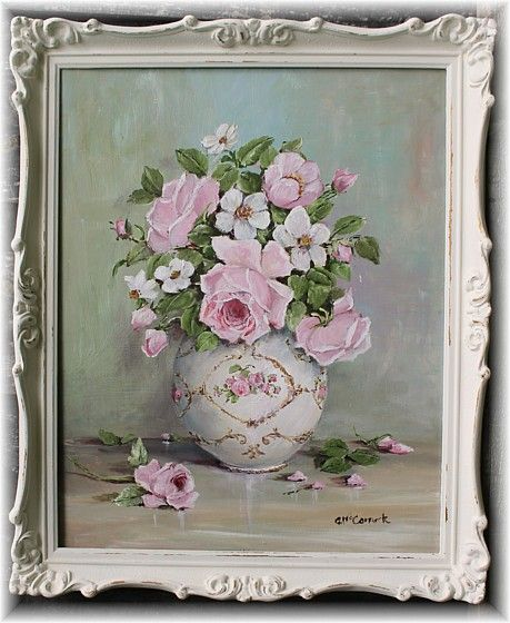 Original Painting - Sprintime Blooms - Postage is included Australia wide