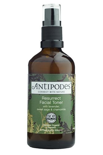 Antipodes' draws its main inspiration is its homeland: New Zealand. The company is serious about nature and the environment, and it utilizes bioactive extracts from sustainably sourced, local ingredients. Plus, the packaging is 100% biodegradable, so it's a skin-care line you can feel good about supporting.   Antipodes Resurrect Facial Toner