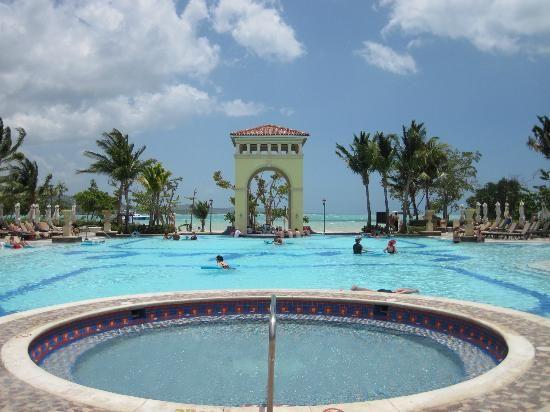Sandals Whitehouse European Village And Spa Riviera Pool