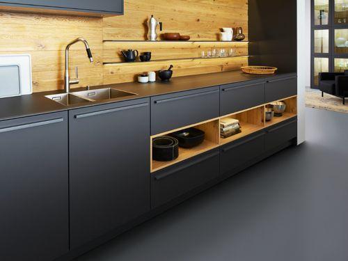 Die besten 25+ Arbeitsfläche küche Ideen auf Pinterest U küche - k che sideboard mit arbeitsplatte