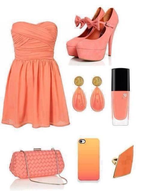 Peach perfection !