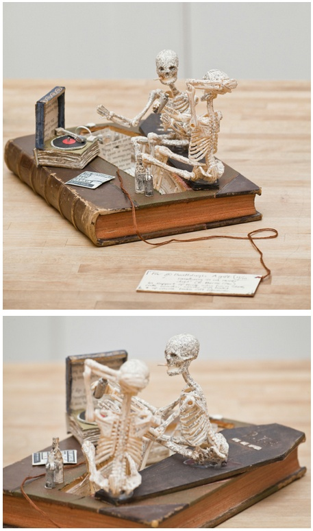Paper sculpture by chrisdonia