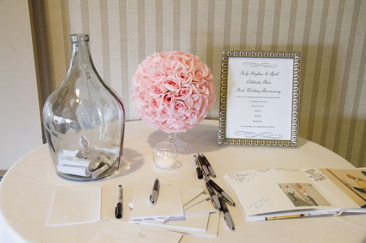 Alternate Guest Book Idea Message In A Bottle Guests