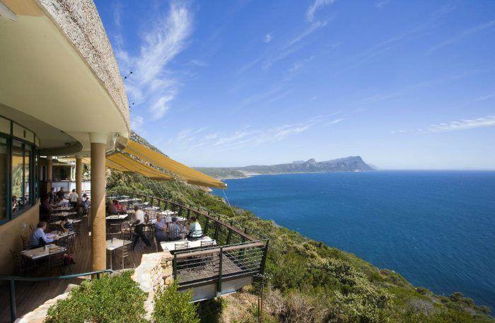 Δύο Ωκεανοί, Cape Point, Νότια Αφρική