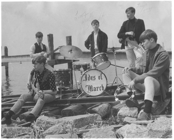 The Ides of March came from Essexville, Michigan, during the years of 1965 - 1968. All of the band members met at Garber High School