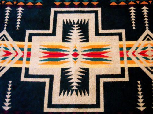 "Pendleton Wool Blanket WT Fabric 72"" x 64"" 99 Cent Starting Price | eBay"