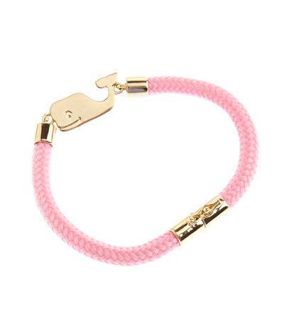 How Cute! Vineyard Vines Sailor's Cord Whale Bracelet