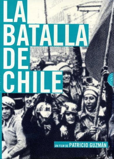 Documentary Films.Title:La Batalla de Chile (The Battle of Chile).Year :1972-1979.Duration: I,II, III 272 min. Country: Chile.Director: Patricio Guzmán. Documentary in 3 parts.The Insurrection of the Bourgeoisie, The Coup d'état , Popular Power. It is a chronicle of the political tension in Chile in 1973 and of the violent counter revolution against the democratically elected government of Salvador Allende. Won the Grand Prix in 1975 and 1976 at the Grenoble International Film Festival.