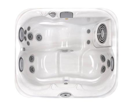 Jacuzzi J 315 Hot Tub Small Hot Tub Like A Waterfall In