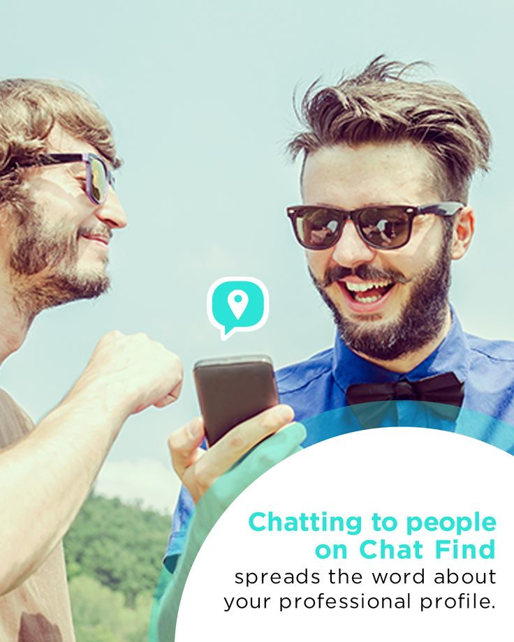 The easiest way to spread word about your professional profile in Chat Find is by chatting to people within the app and they will see your  professional tags.  So why don't you get chatting!  If your not already using Chat Find, you can download it for free here: -> http://chatfind.com/