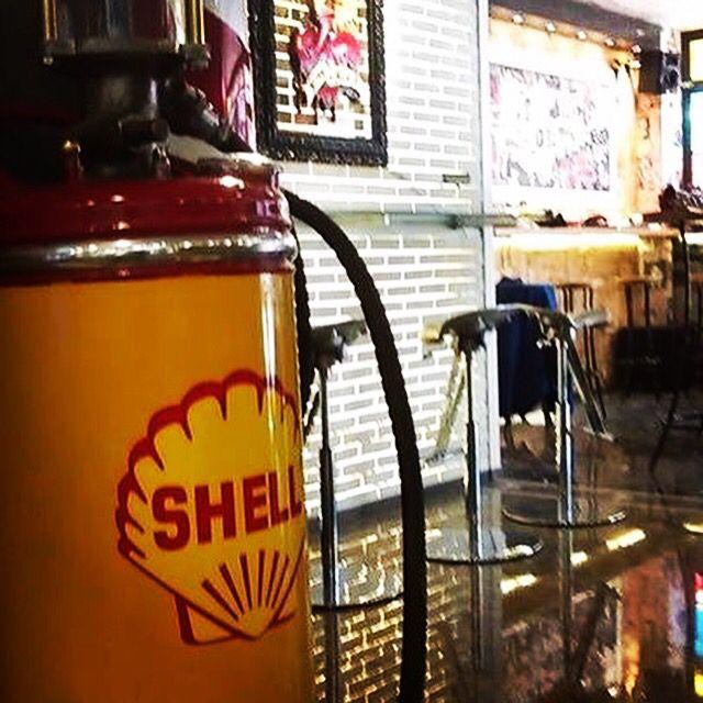 Hot hot burger shell
