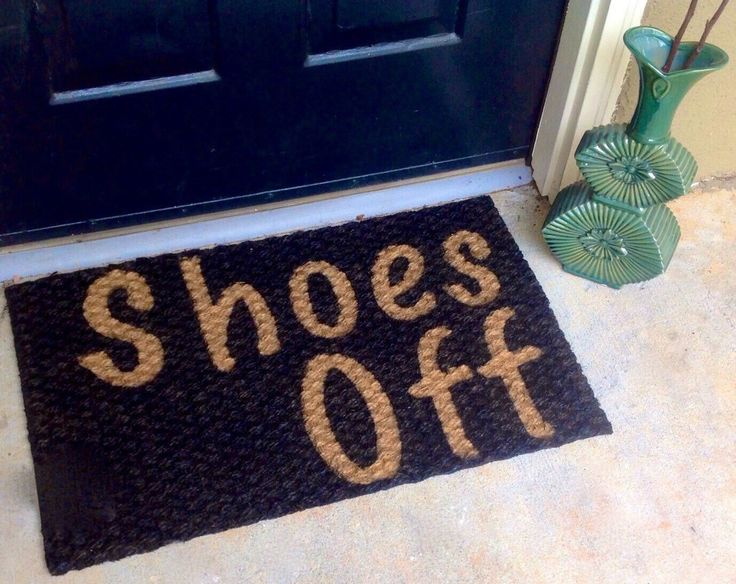 16 cool doormat designs that will welcome you home