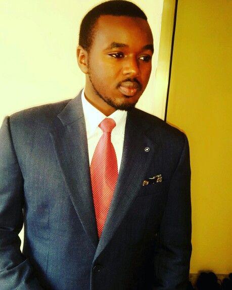 H.R.H The Crown Prince BUTSITSI KAYEMBE Isaac of Bukumu Kingdom in Eastern Democratic Republic of The Congo